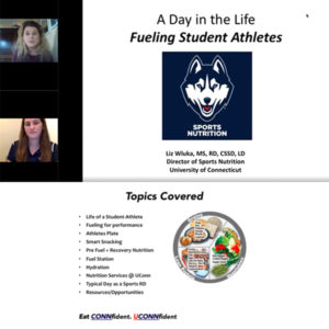 Fueling the Student Athlete and topics
